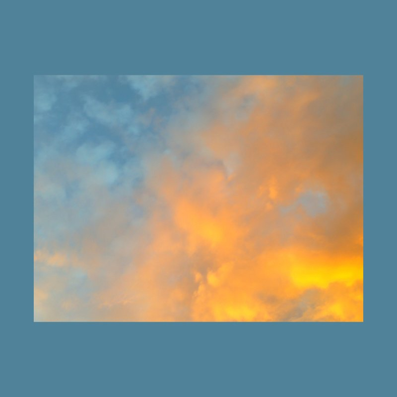 Golden Blue Sky by 3boysenberries