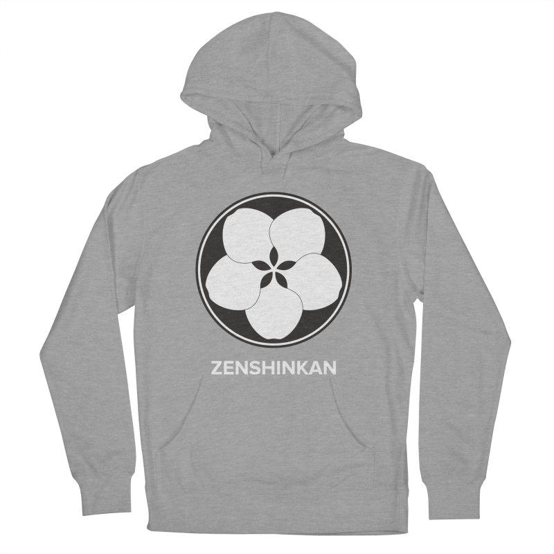 Zenshinkan  Women's Pullover Hoody by Zenshinkan's Shop