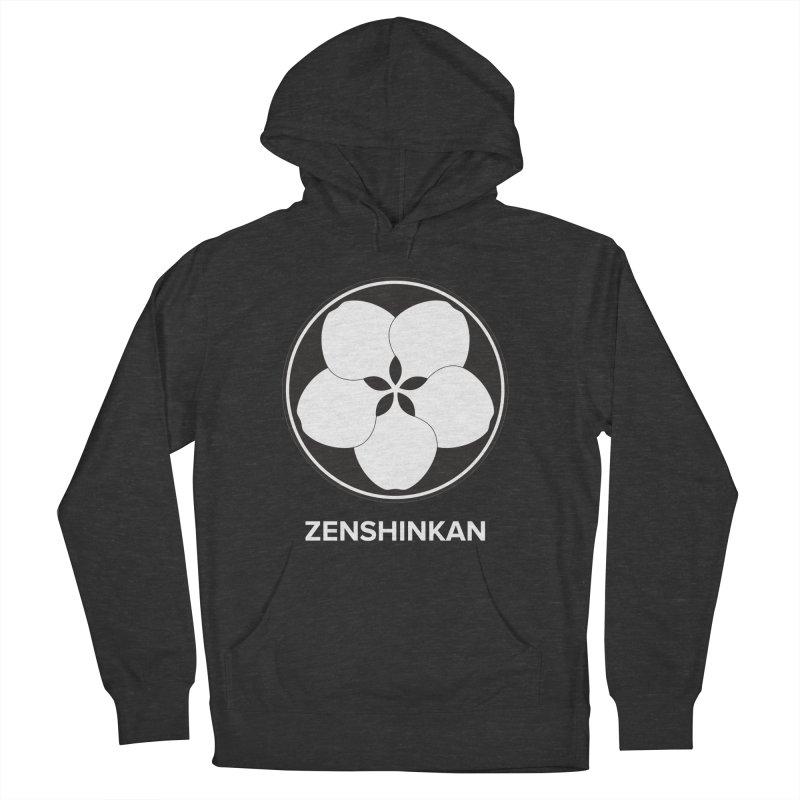 Zenshinkan  Men's Pullover Hoody by Zenshinkan's Shop