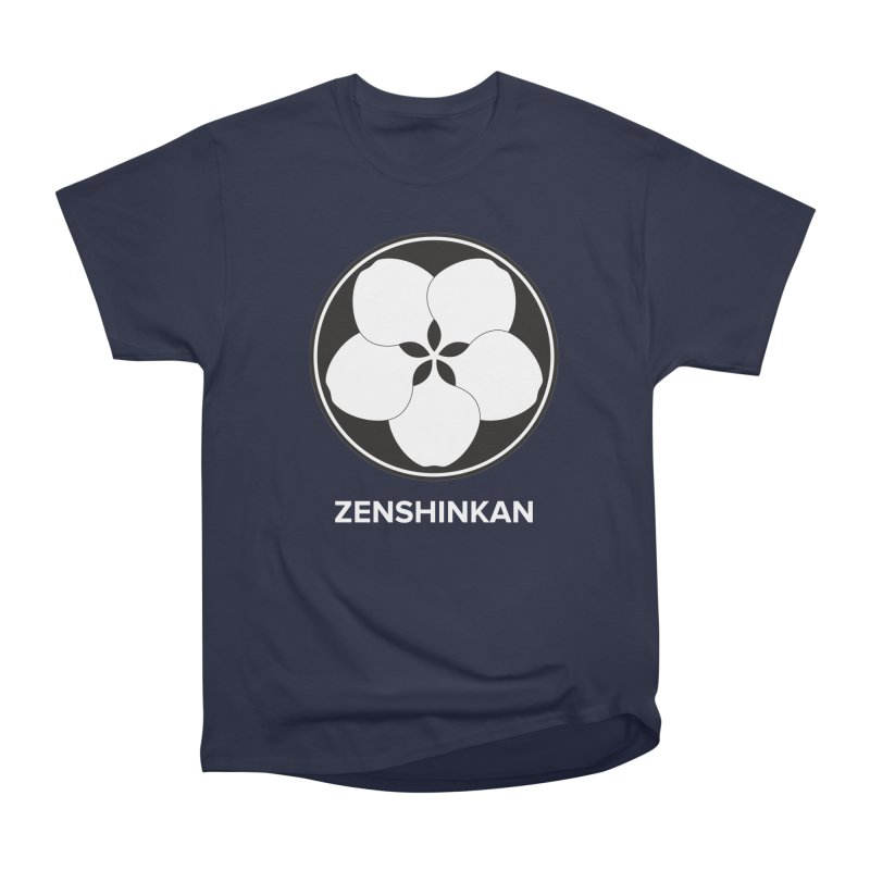 Zenshinkan  Women's Heavyweight Unisex T-Shirt by Zenshinkan's Shop