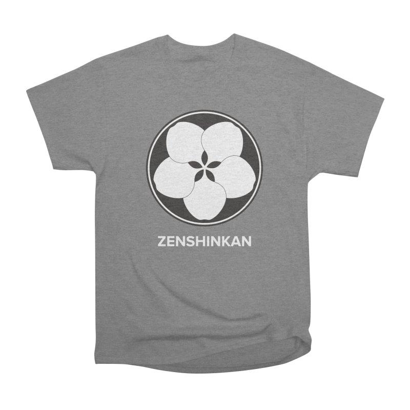 Zenshinkan  Men's Heavyweight T-Shirt by Zenshinkan's Shop