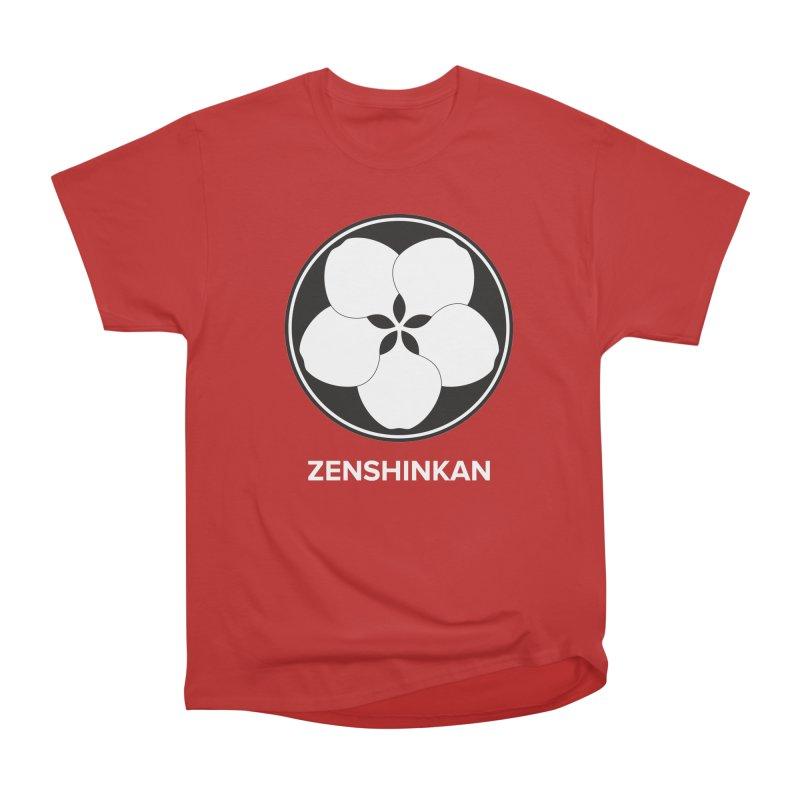 Zenshinkan  Women's Classic Unisex T-Shirt by Zenshinkan's Shop