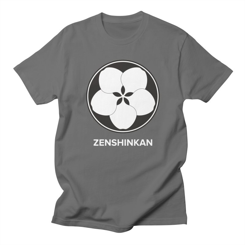 Zenshinkan  Men's Regular T-Shirt by Zenshinkan's Shop