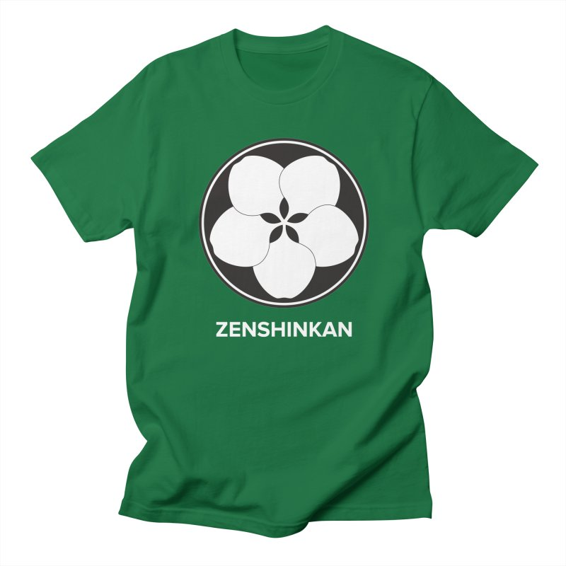 Zenshinkan  Women's Unisex T-Shirt by Zenshinkan's Shop