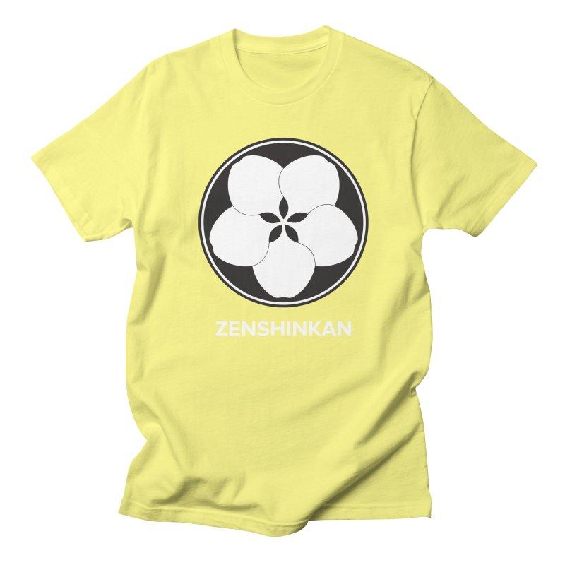 Zenshinkan  Women's Regular Unisex T-Shirt by Zenshinkan's Shop