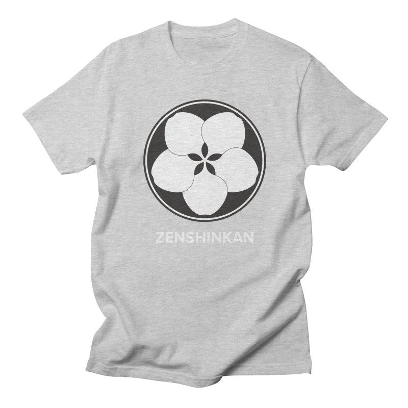 Zenshinkan  Men's Regular T-Shirt by Zenshinkan's Shop