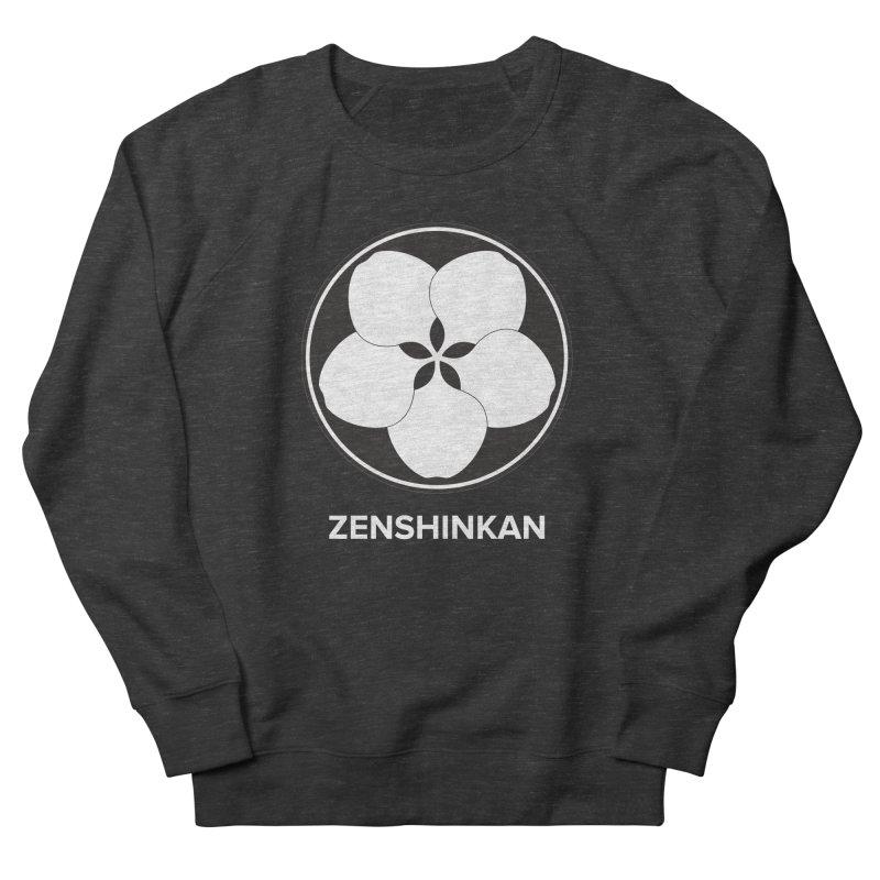 Zenshinkan  Women's French Terry Sweatshirt by Zenshinkan's Shop