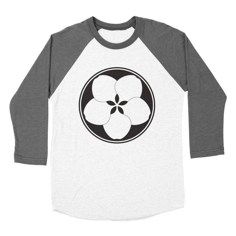 Zenshinkan  Women's Baseball Triblend Longsleeve T-Shirt by Zenshinkan's Shop