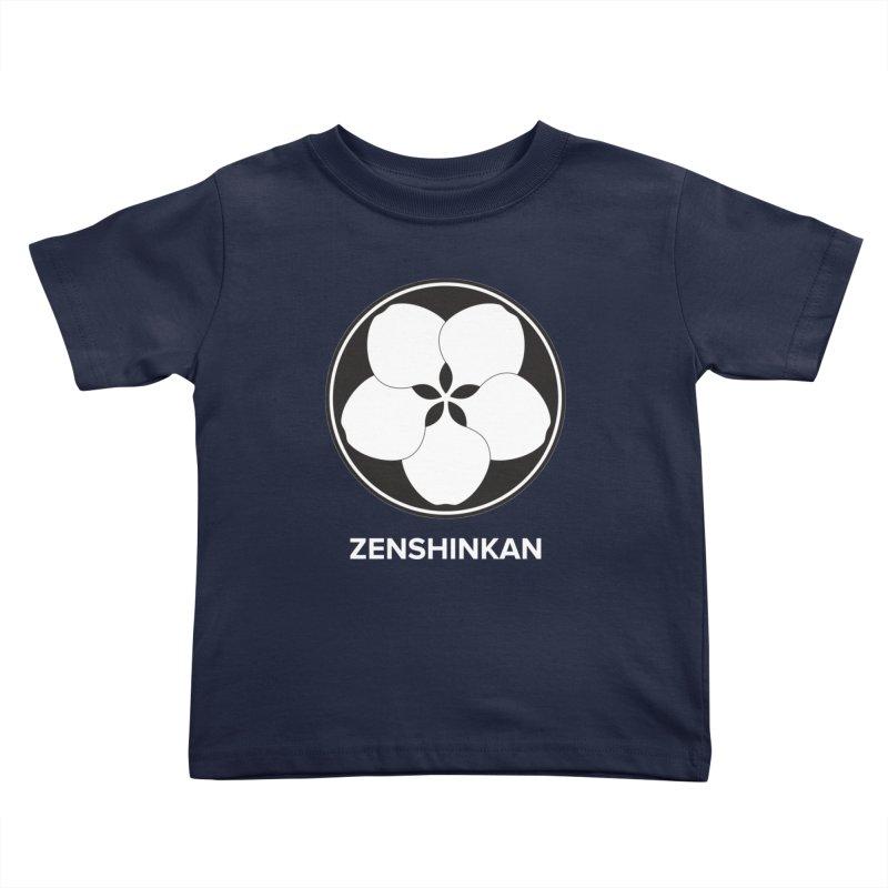 Zenshinkan  Kids Toddler T-Shirt by Zenshinkan's Shop