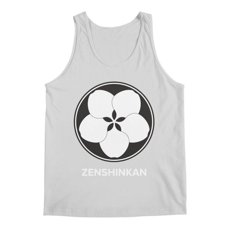 Zenshinkan  Men's Tank by Zenshinkan's Shop