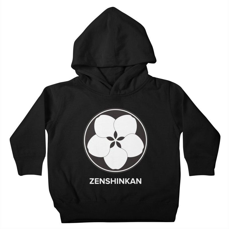 Zenshinkan  Kids Toddler Pullover Hoody by Zenshinkan's Shop