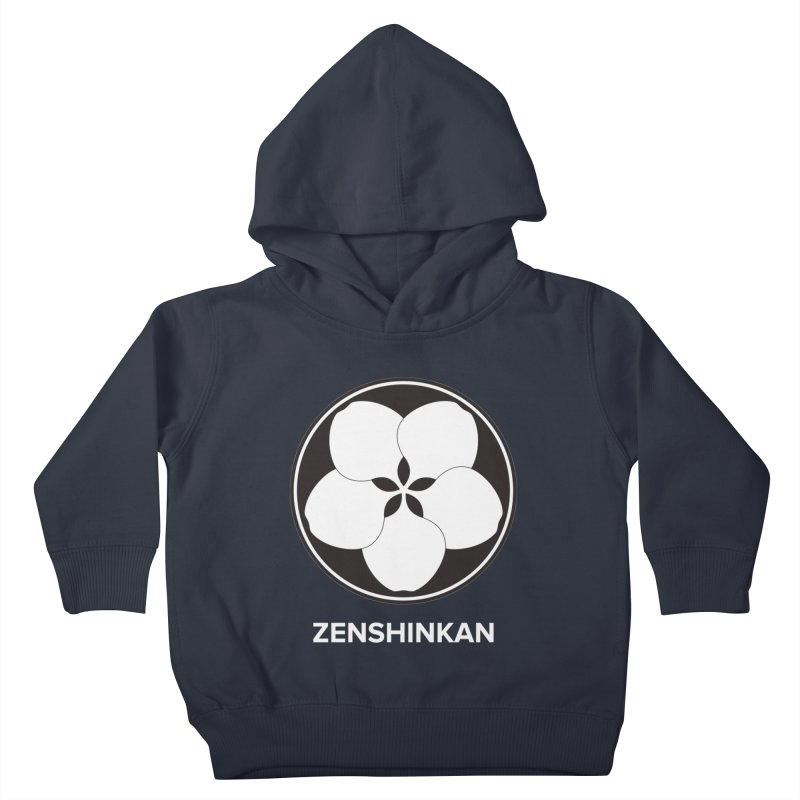 Zenshinkan  Kids Toddler Pullover Hoody by Zenshinkan's Shop