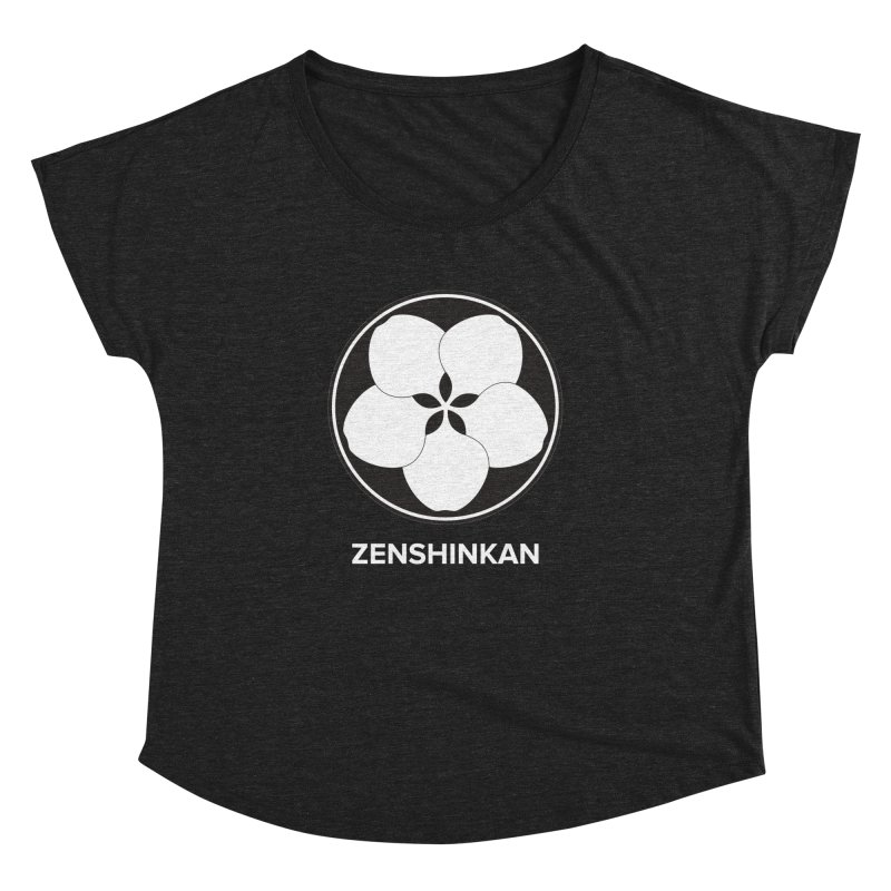 Zenshinkan  Women's Dolman by Zenshinkan's Shop