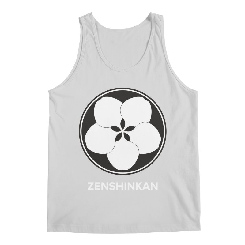 Zenshinkan  Men's Regular Tank by Zenshinkan's Shop