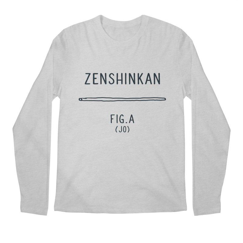 Jo Men's Regular Longsleeve T-Shirt by Zenshinkan's Shop