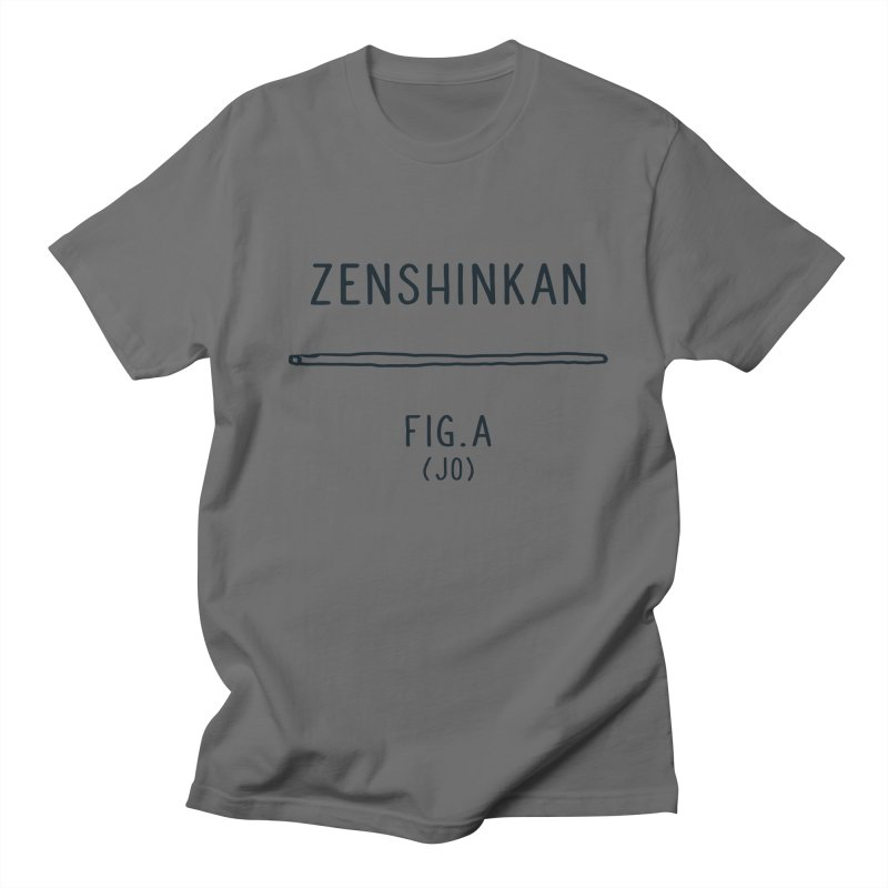 Jo Women's Regular Unisex T-Shirt by Zenshinkan's Shop