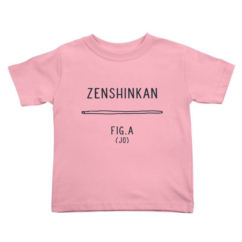 Jo Kids Toddler T-Shirt by Zenshinkan's Shop