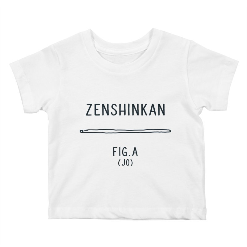 Jo Kids Baby T-Shirt by Zenshinkan's Shop