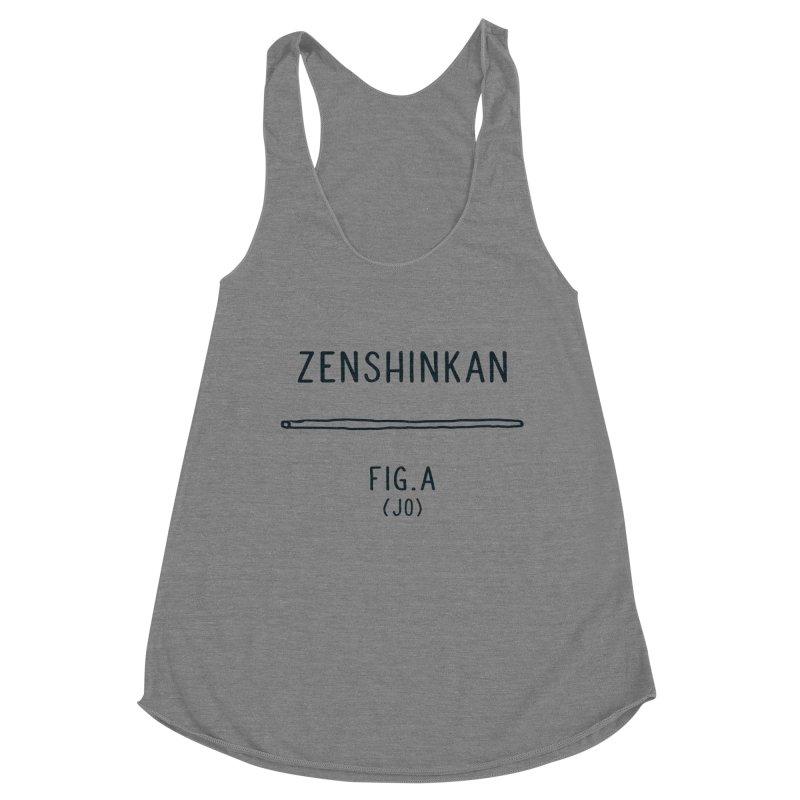 Jo Women's Tank by Zenshinkan's Shop