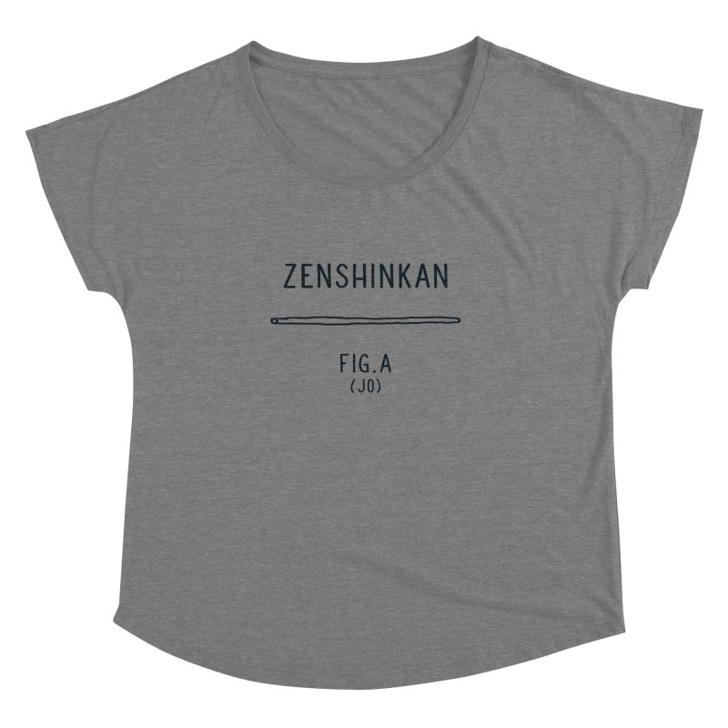 Jo Women's Dolman by Zenshinkan's Shop