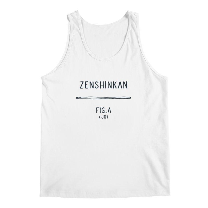 Jo Men's Tank by Zenshinkan's Shop