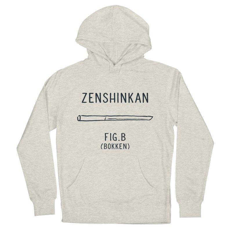 Bokken Women's Pullover Hoody by Zenshinkan's Shop
