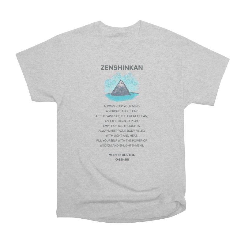 Power of Wisdom Men's Classic T-Shirt by Zenshinkan's Shop