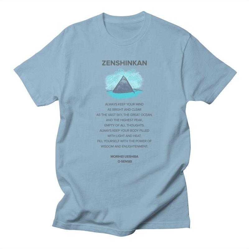 Power of Wisdom Women's Unisex T-Shirt by Zenshinkan's Shop