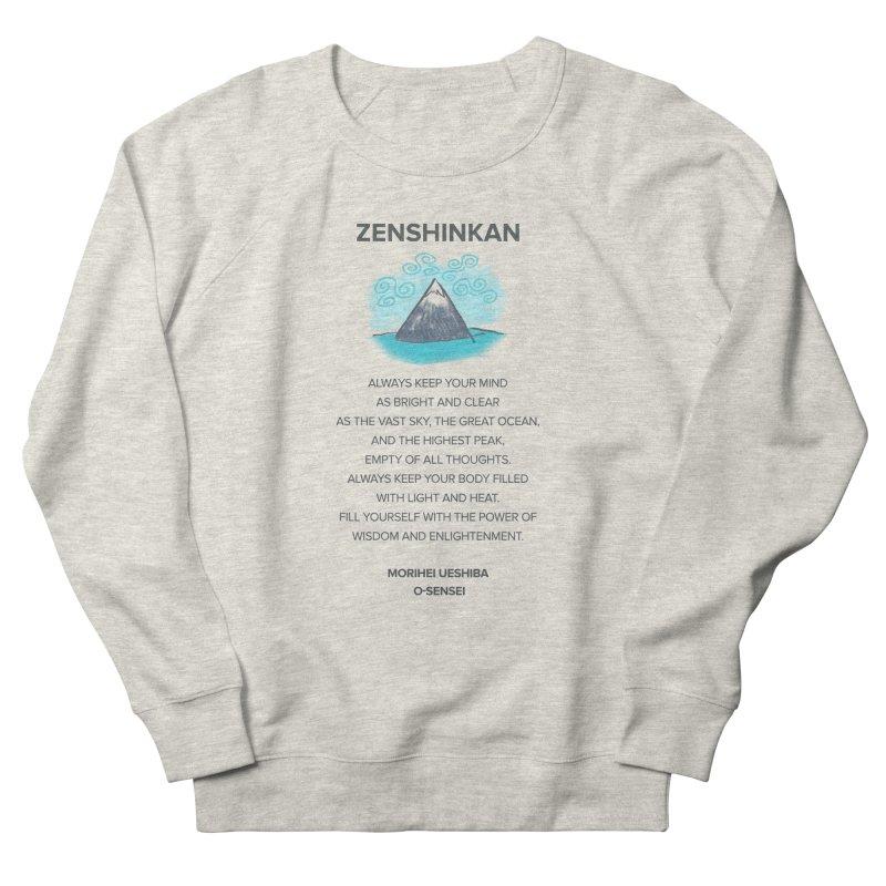 Power of Wisdom Women's Sweatshirt by Zenshinkan's Shop