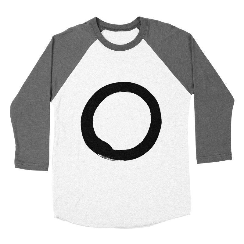 Enso Calligraphy Women's Longsleeve T-Shirt by Zenshinkan's Shop