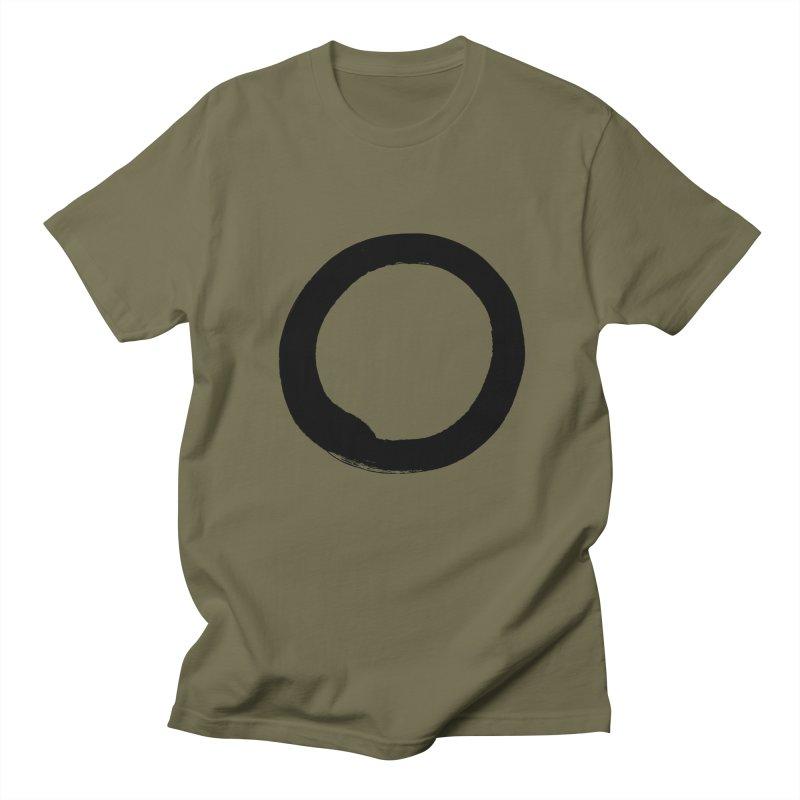 Enso Calligraphy Women's Regular Unisex T-Shirt by Zenshinkan's Shop
