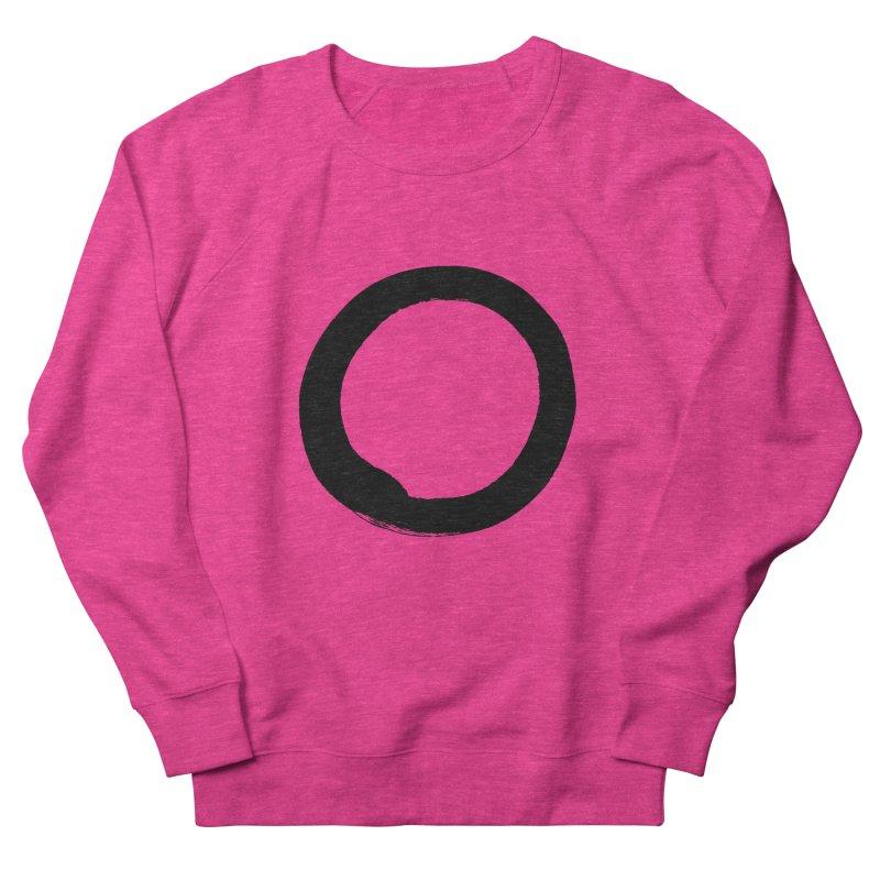 Enso Calligraphy Men's Sweatshirt by Zenshinkan's Shop