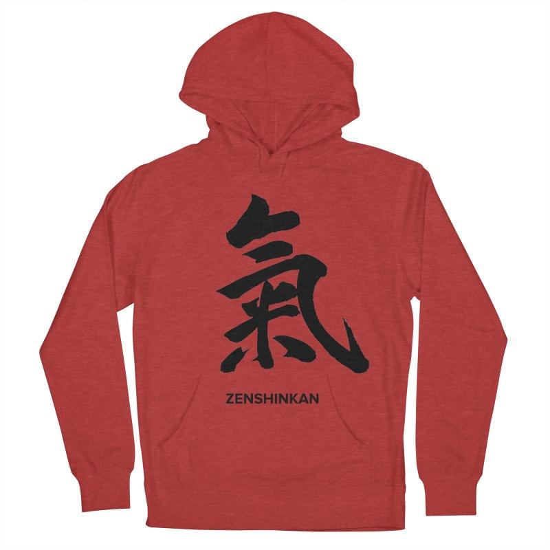 Ki Men's Pullover Hoody by Zenshinkan's Shop