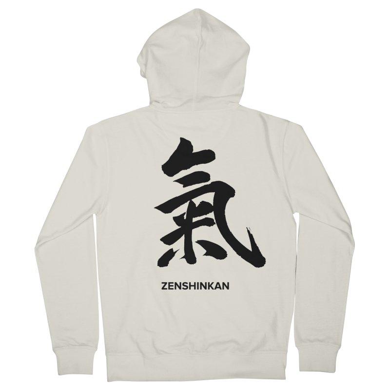 Ki Women's Zip-Up Hoody by Zenshinkan's Shop