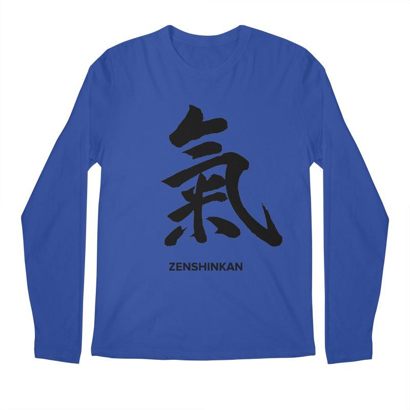 Ki Men's Longsleeve T-Shirt by Zenshinkan's Shop