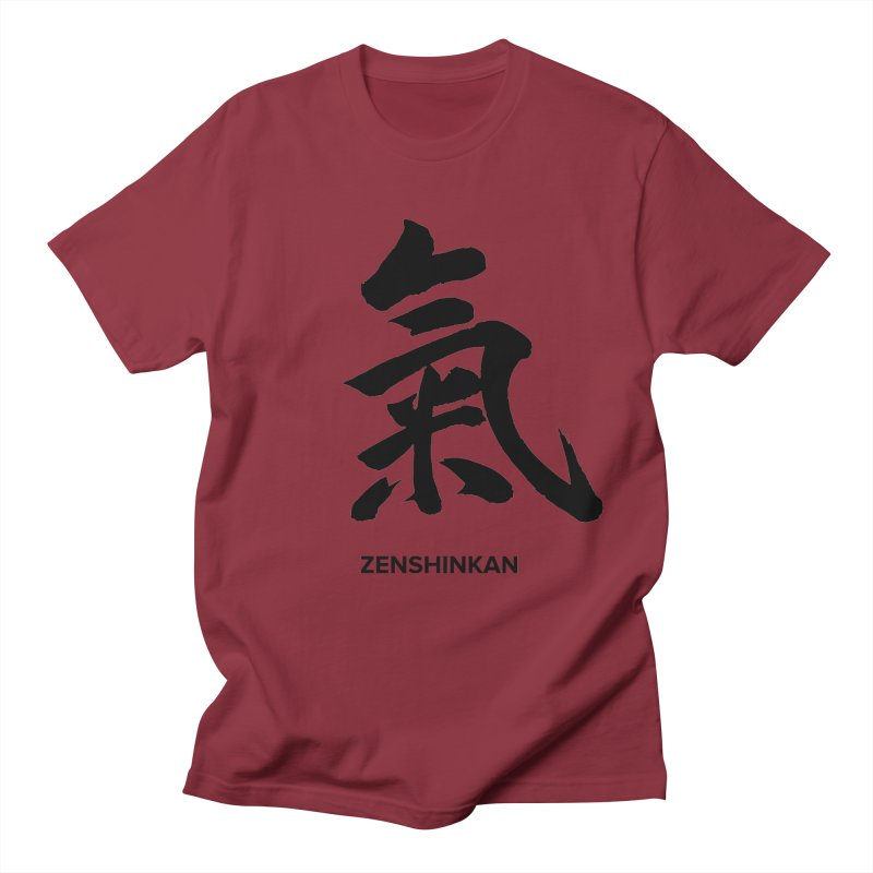 Ki Men's T-Shirt by Zenshinkan's Shop