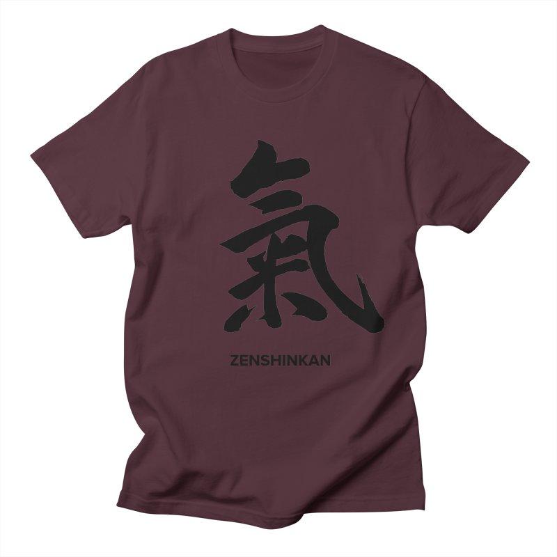 Ki Women's Unisex T-Shirt by Zenshinkan's Shop