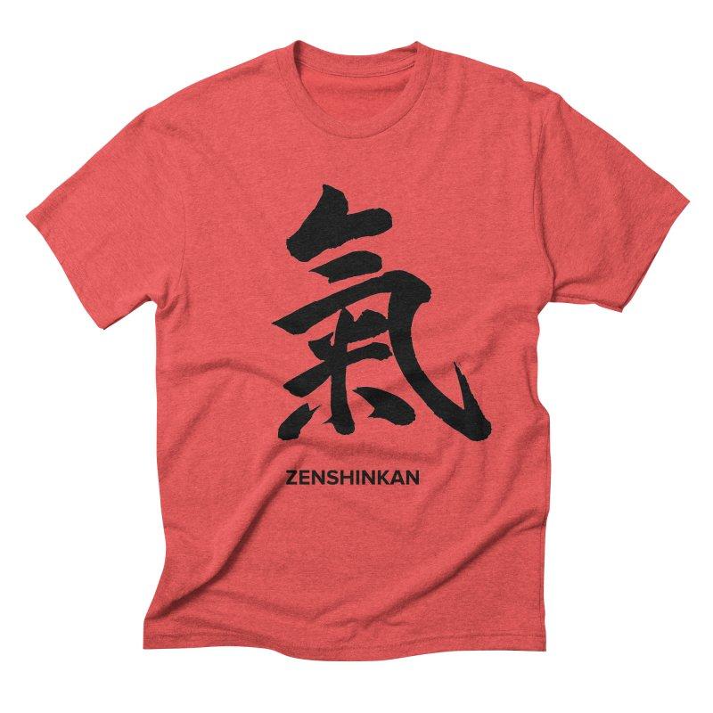 Ki Men's Triblend T-shirt by Zenshinkan's Shop