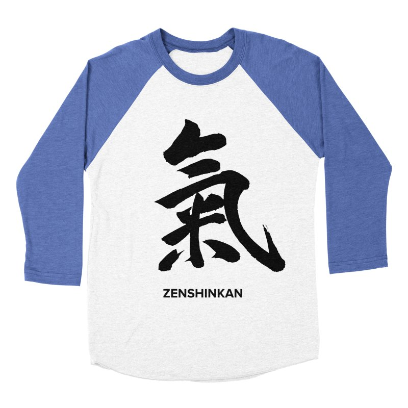 Ki Women's Baseball Triblend T-Shirt by Zenshinkan's Shop