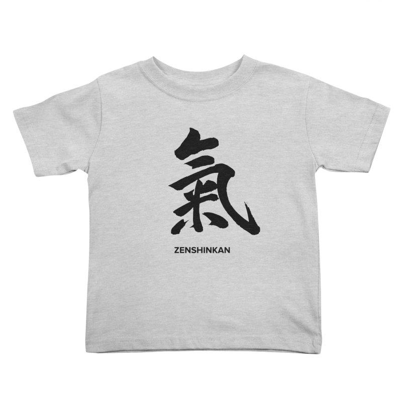 Ki Kids Toddler T-Shirt by Zenshinkan's Shop