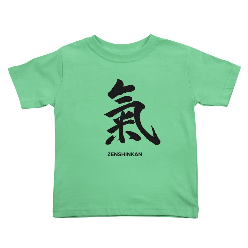 Ki Kids Toddler T-Shirt by Zenshinkan's Shop