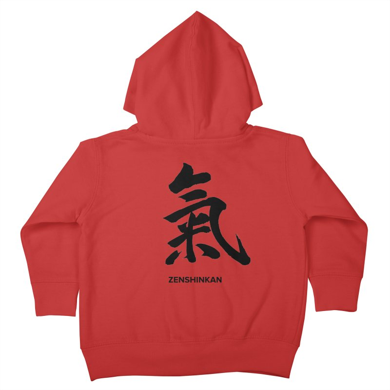 Ki Kids Toddler Zip-Up Hoody by Zenshinkan's Shop