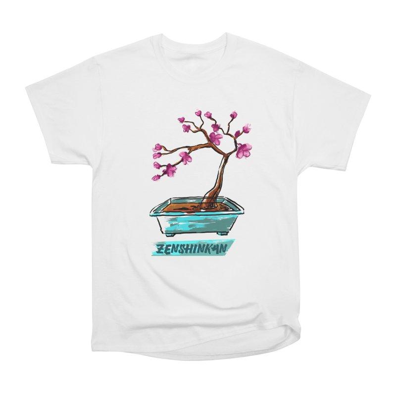 Japanese Flowering Tree Men's Classic T-Shirt by Zenshinkan's Shop