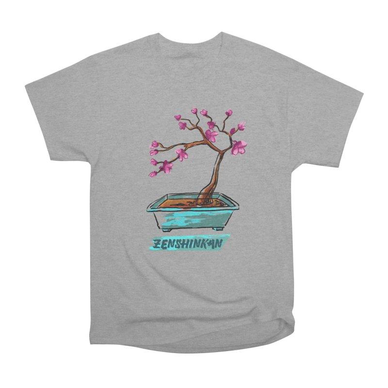 Japanese Flowering Tree Women's Classic Unisex T-Shirt by Zenshinkan's Shop