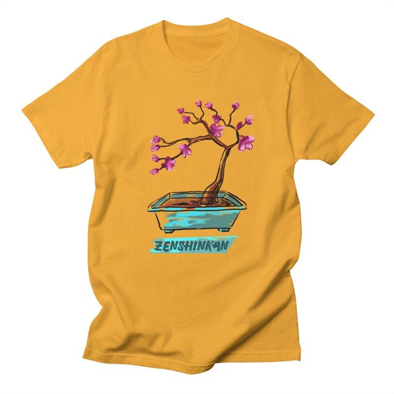 Japanese Flowering Tree Women's Unisex T-Shirt by Zenshinkan's Shop