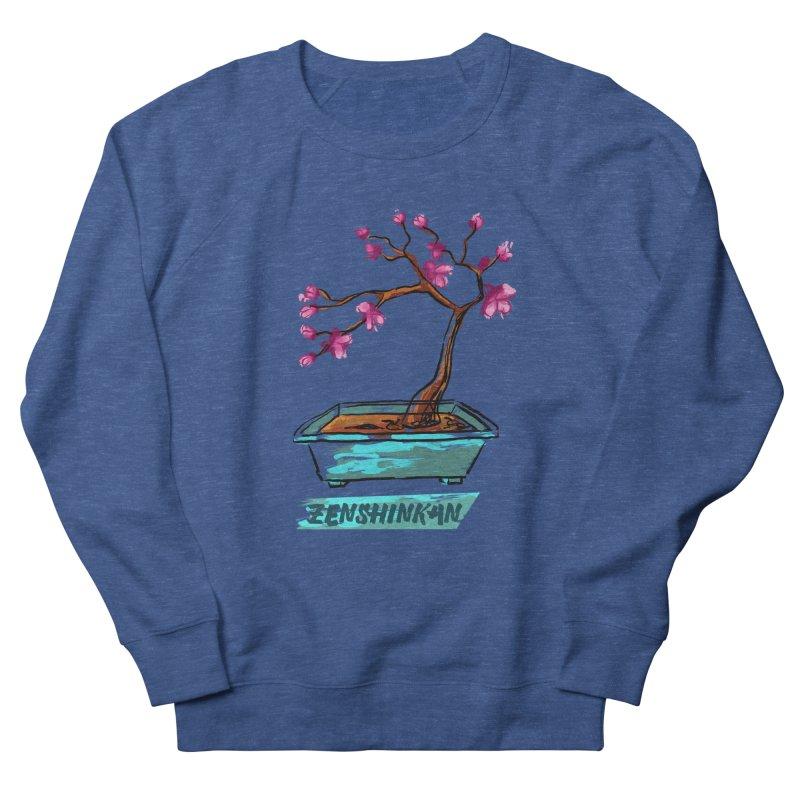 Japanese Flowering Tree Women's Sweatshirt by Zenshinkan's Shop