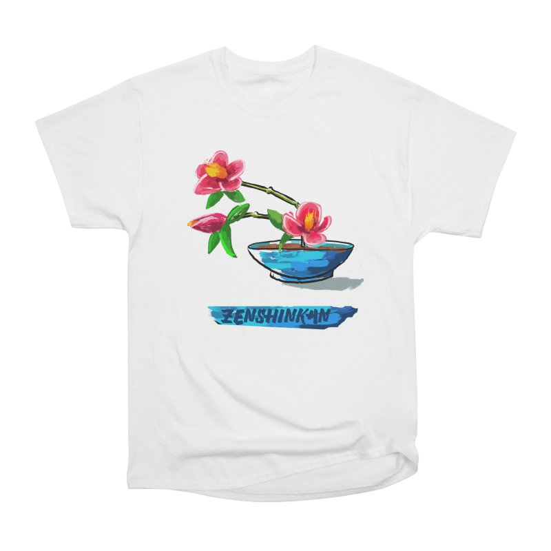Ikebana II Men's Heavyweight T-Shirt by Zenshinkan's Shop