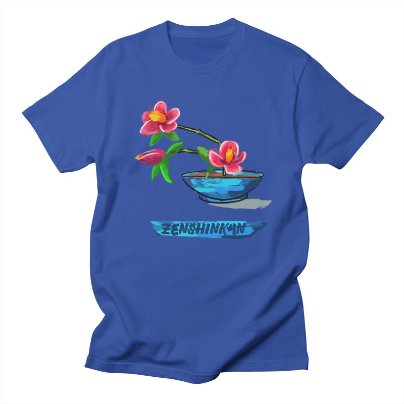 Ikebana II Women's Unisex T-Shirt by Zenshinkan's Shop