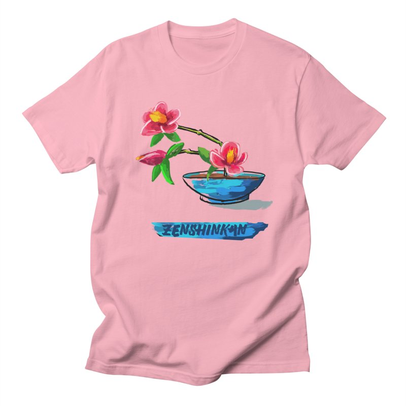 Ikebana II Men's Regular T-Shirt by Zenshinkan's Shop