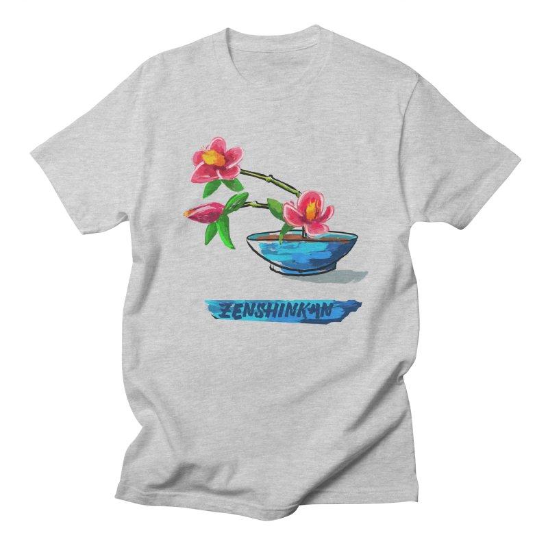 Ikebana II Men's T-Shirt by Zenshinkan's Shop